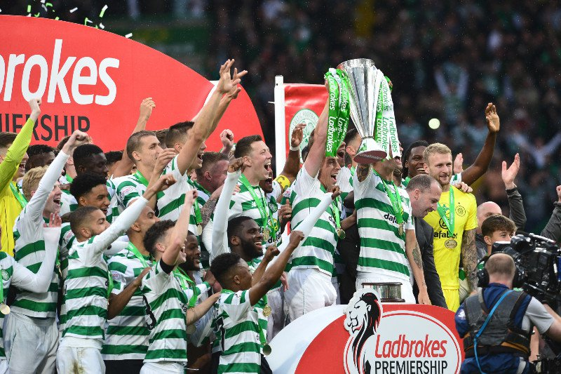 Celtic to launch quest for 10-in-a-row against Hamilton