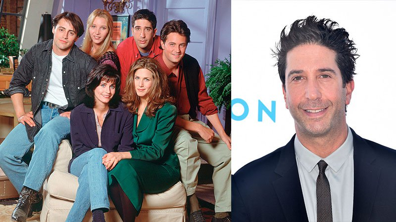 David Schwimmer Offers Production Update For 'Friends' Reunion Special