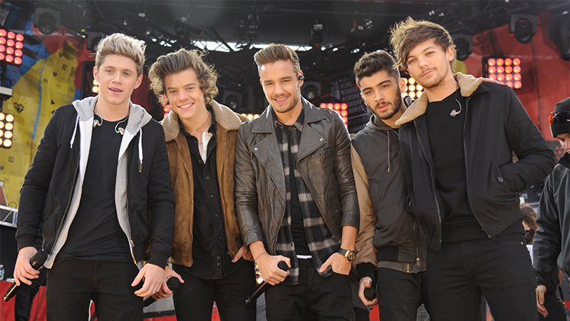 Liam Payne marks One Direction's 10th anniversary by sharing text sent at
