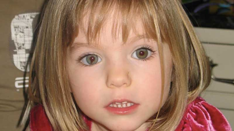 Madeleine McCann Suspect Reportedly Investigated Over a Rape Case From 2004