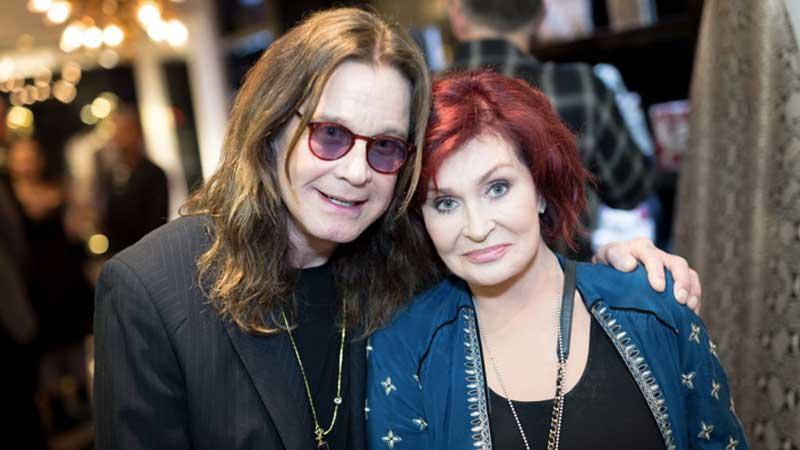 Dead calm: Ozzy Osbourne felt 'serenity' trying to kill Sharon