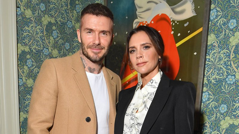WELP: David & Victoria Beckham Reportedly Caught The Coronavirus While Partying In LA