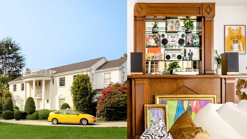 Fresh Prince of Bel-Air home opens as Airbnb