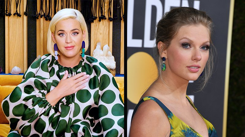 Taylor Swift Sent Katy Perry the Perfect Baby Gift
