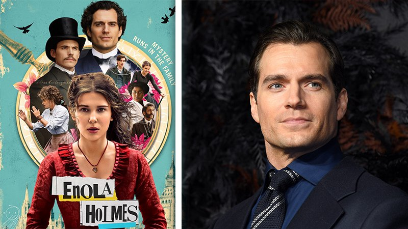 Patrick White: Millie Bobby Brown excellent as 'Enola Holmes'