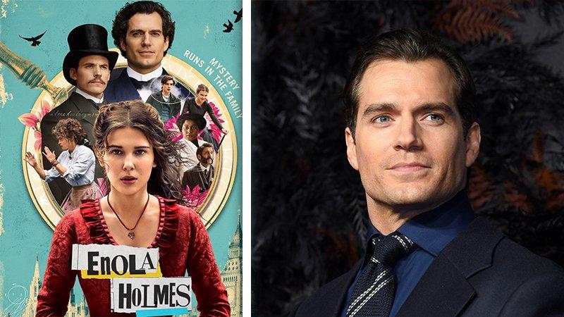 Patrick White: Millie Bobby Brown excellent as 'Enola Holmes'