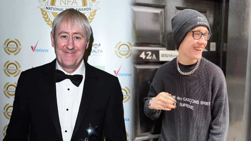 Only Fools And Horses Star Nicholas Lyndhurst Issues Statement On Son S Tragic Death Dublin S Fm104