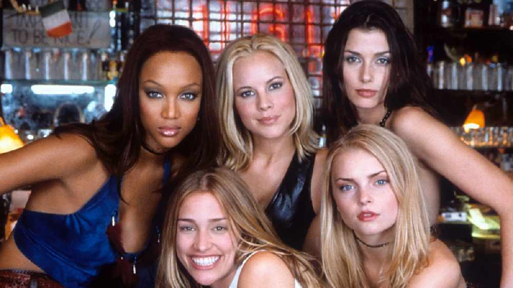 Tyra Banks teases 'Coyote Ugly' sequel