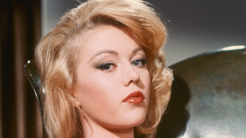 Margaret Nolan, star of 'Goldfinger' and 'Carry On' films, dies aged 76