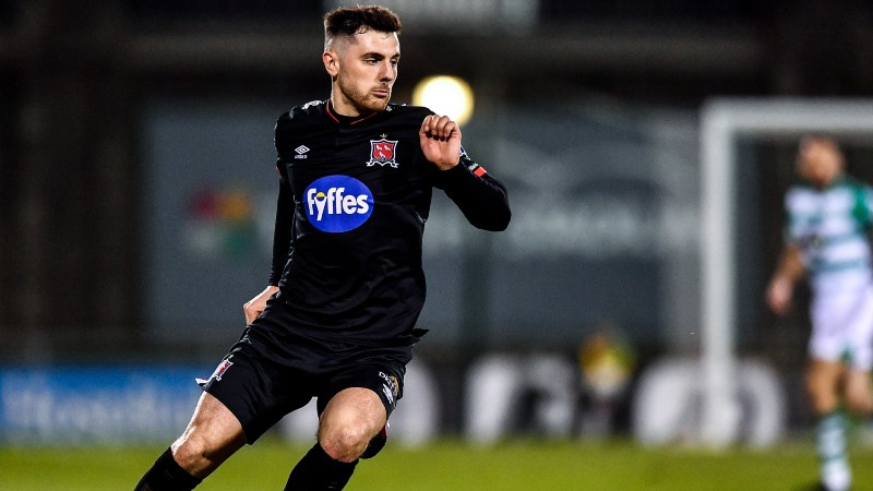 Jordan Flores strike against Shamrock Rovers nominated for FIFA Puskas award