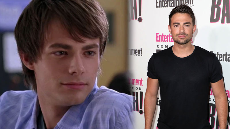 'Fish Girls' star Jonathan Bennett is engaged to boyfriend James Vaughan