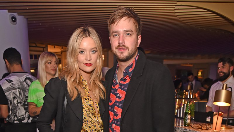 Laura Whitmore expecting her first baby with Iain Sterling