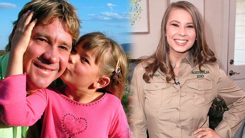 Bindi Irwin remembers late father Steve Irwin in touching pregnancy post