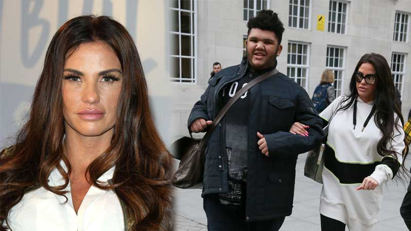 Katie Price decides to move autistic son Harvey into a care home