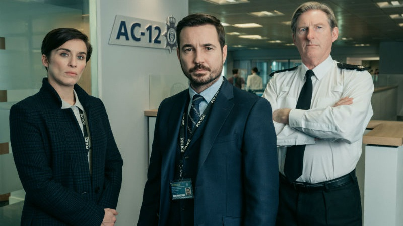'Now we're sucking diesel!': Line of Duty to return with extra episode