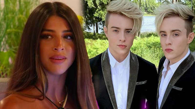 Love Island's Shannon reveals message from Jedward after they slid into her DMs