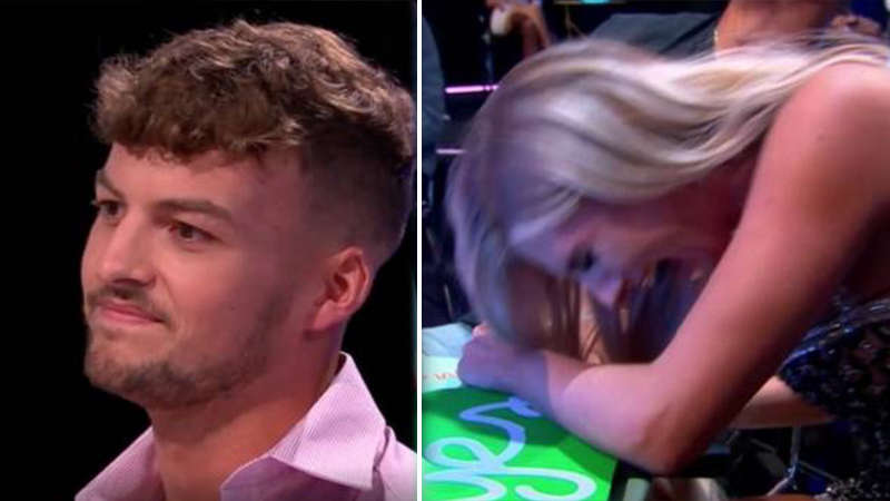 Viewers cringe at awkward second between Hugo and Chloe throughout Love Island Reunion