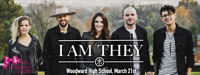 I AM THEY Woodward