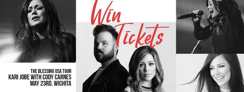 Win Kari Jobe Tickets
