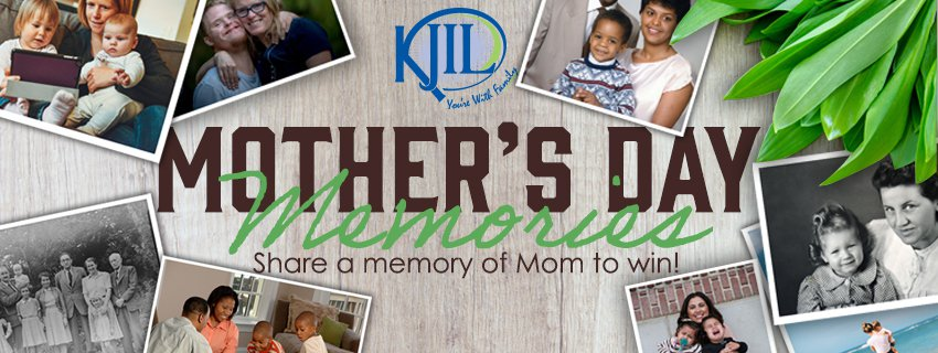 Mom Memories- Mother's Day Contest