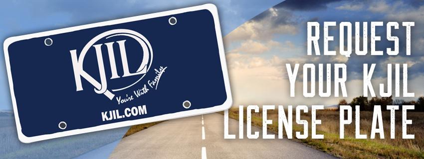 KJIL License Plates