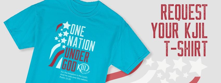 KJIL Patriotic T-Shirts