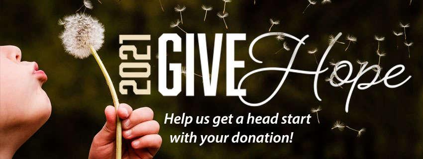 Give Hope 2021
