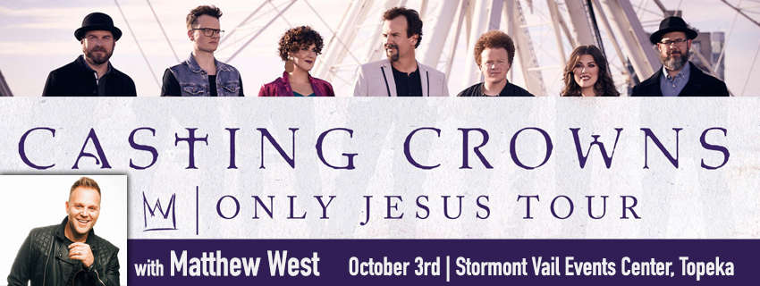 Casting Crowns In Topeka