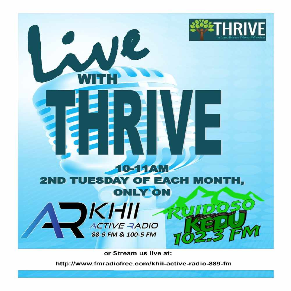 Live with Thrive
