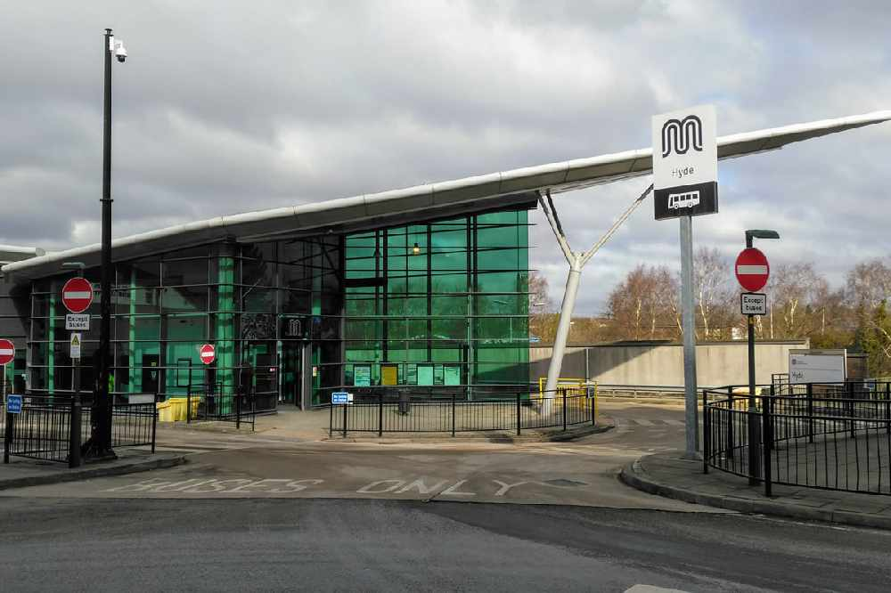 Man seriously assaulted at Hyde bus station