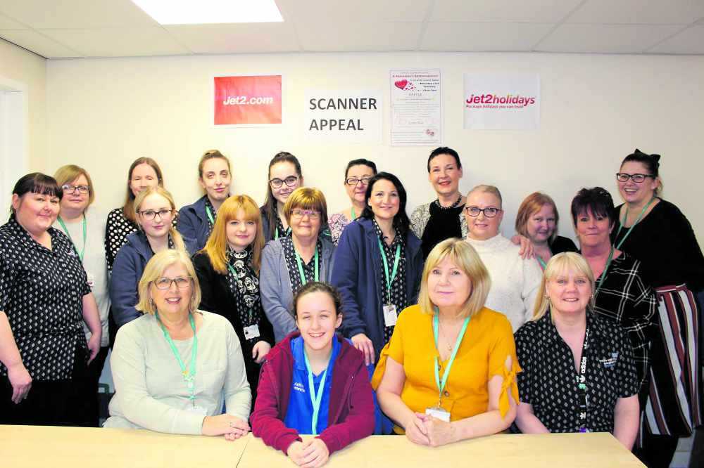 (Pictures – Tameside hospital coders, Tameside Hospital coding team)