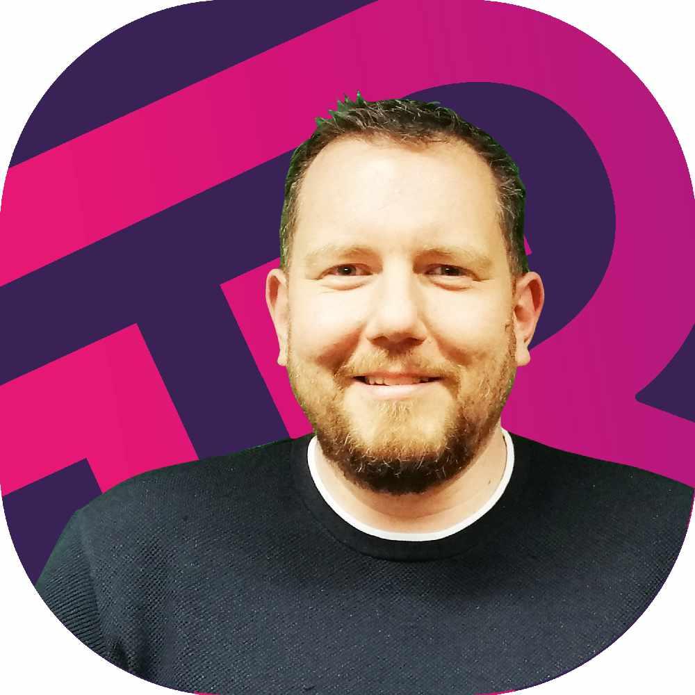 Alex Cann in the Morning on Tameside Radio