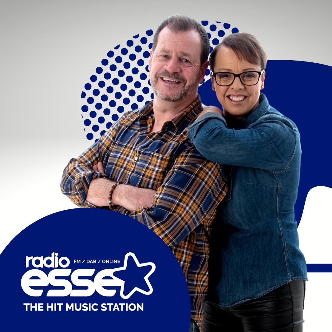 Martin and Su on Radio Essex