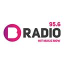 B Radio - Berkshire 128x128 Logo