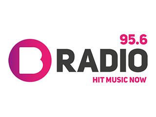 B Radio - Berkshire 320x240 Logo