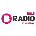 B Radio - Hampshire & Surrey 128x128 Logo
