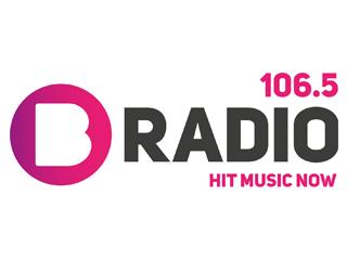 B Radio - Hampshire & Surrey 320x240 Logo
