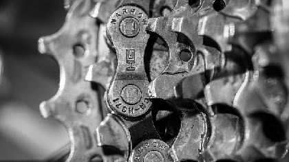 bicycle gear chain