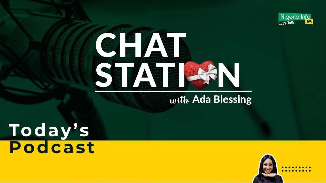 Chat Station With Ada Blessing