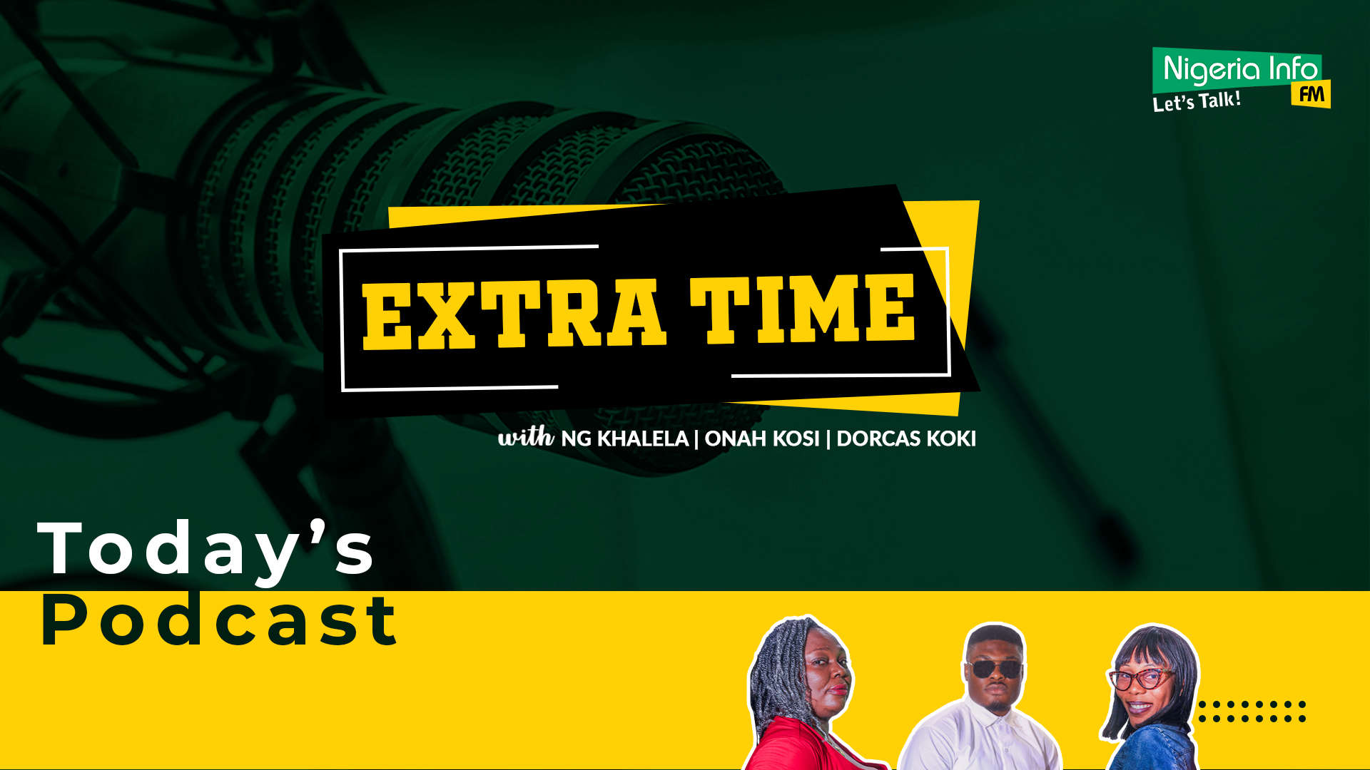 Extra Time with the Sports Gang