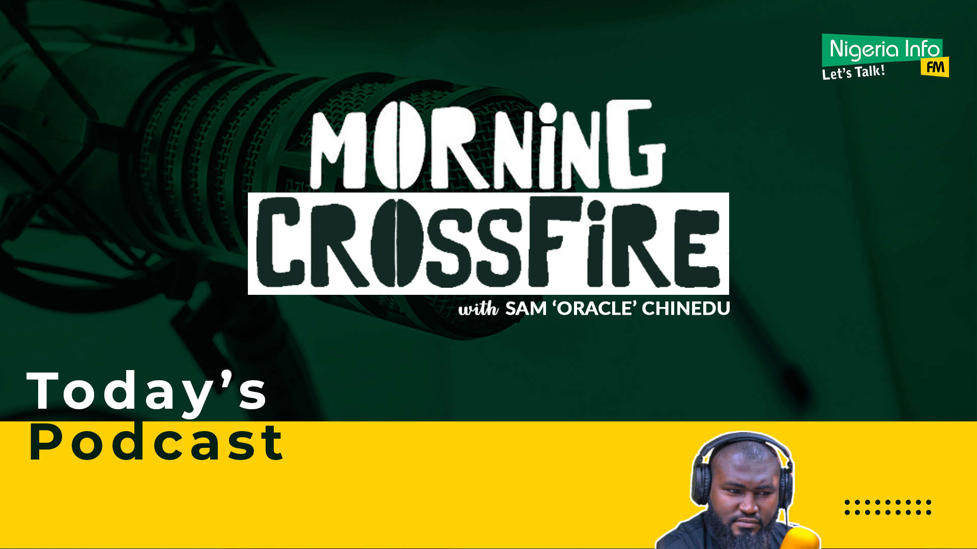 Morning Crossfire with Sam
