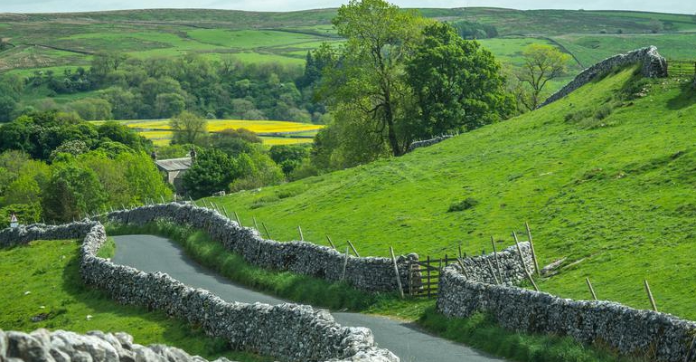 Yorkshire Dales stock