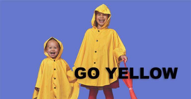 Go Yellow for Mountbatten
