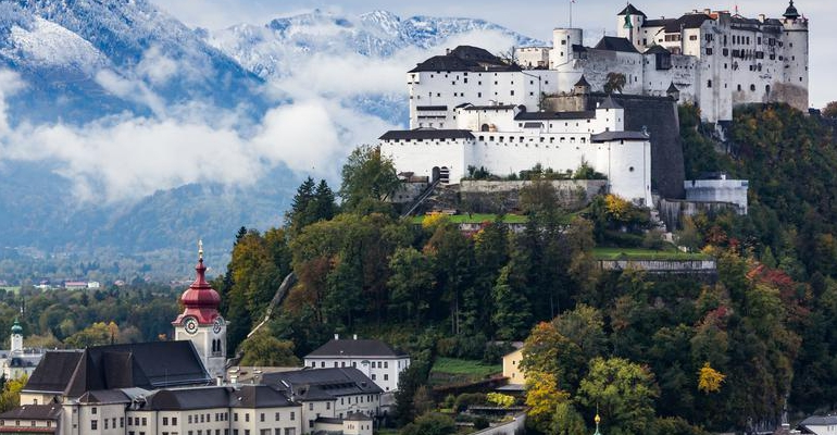 Salzburg stock