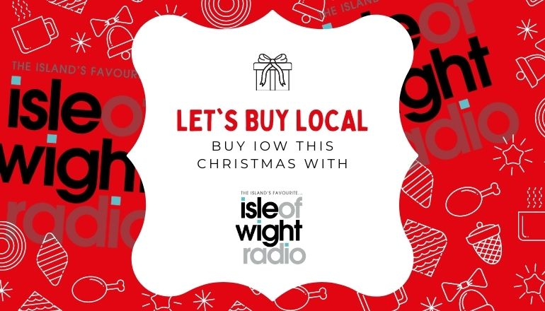 LET'S BUY LOCAL THIS CHRISTMAS