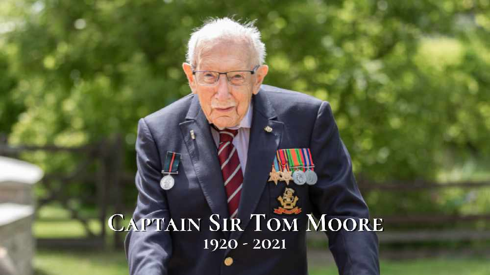 Postmaster who sorted Captain Sir Tom's birthday cards pays tribute