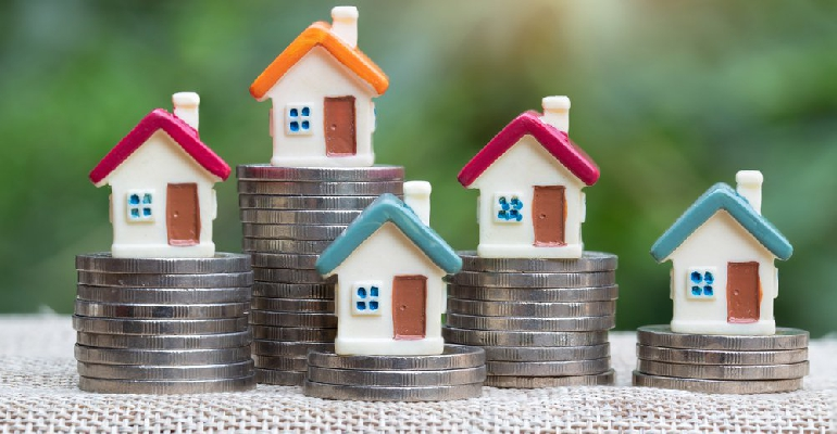 Housing coinage stock