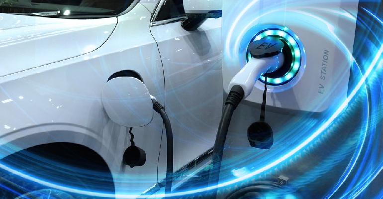 Electric vehicle stock