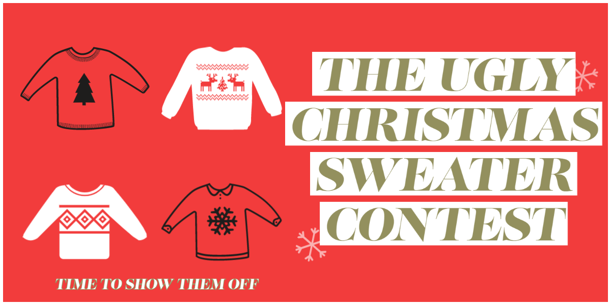 The Ugly Sweater Contest
