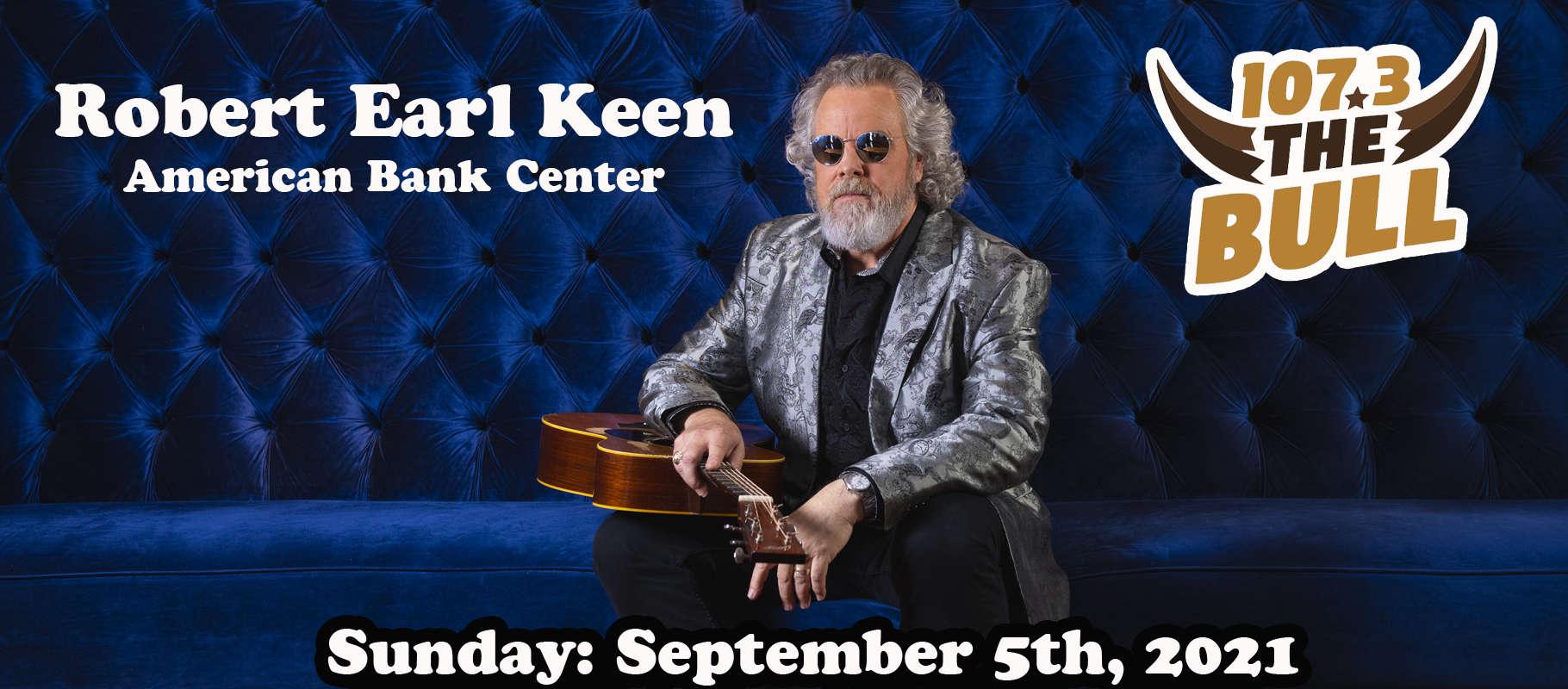 Robert Earl Keen Feelin' Good Again Tour